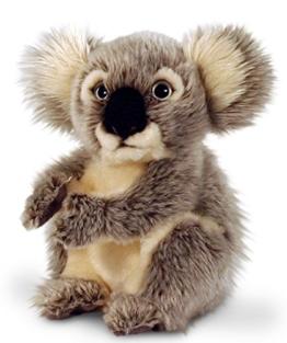 Lashuma Plüschtier Koala Bär, Keel Toys Kuscheltier sitzend 20 cm - 1