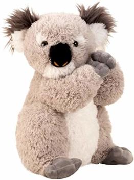 Lifestyle & More Kuschelig weicher Koalabär Koala Kuschelbär 40 cm groß Plüschbär Kuscheltier samtig weich - zum liebhaben - 1