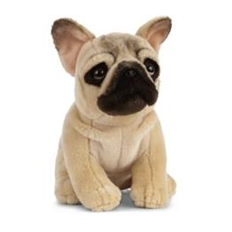 Living Nature Soft Toy - Stofftier Französische Bulldogge (20cm) - 1