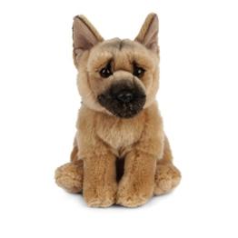 Living Nature Soft Toy - Stofftier Schäferhund (20cm) - 1