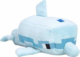 Minecraft 8983 Happy Explorer Plüsch, Delfin, versch. - 1