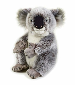 National Geographic 9770708 Geographic Koala Bär Plüschtier, grau - 1