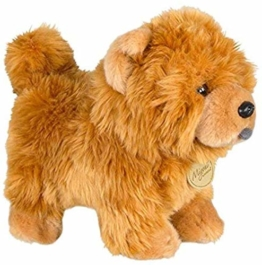 NC56 Kuscheltier Chow Chow Puppe Frise Welpe Kuscheltier Hund Plüschtier Niedliche Simulation Haustiere Flauschige Puppen Geburtstagsgeschenke - 1