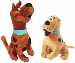 NC56 Plüsch 2 Stück Set 13-35cm Scooby DOO Hund Plüschtier Kuscheltiere Kuscheltiere Puppen Geburtstagsfeier Kindergeschenk - 1