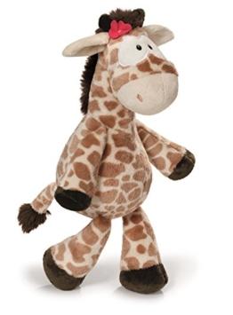 NICI 38617 - Giraffe Debbie, 15 cm, Schlenker - 1
