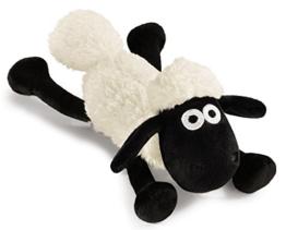 NICI 39661 Shaun The Sheep Plüsch, weiß - 1
