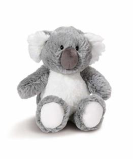 NICI 43624 Kuscheltier Koala, 20 cm, grau/weiß - 1