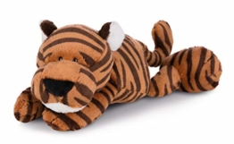 NICI 43909 Tiger Balikou 30cm liegend, Braun - 1