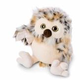 NICI 45735 Kuscheltier Eule Aurina 40 cm – Das süße Eulen Plüschtier für Jungen, Mädchen, Babys und Kuscheltierliebhaber - 1