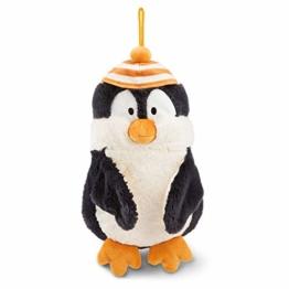 NICI 45744 Kuscheltier-Wärmflasche Pinguin Peppi 350 ml I 2 in 1 – Kuscheltier und Wärmflasche in einem – für Jungen und Mädchen I Plüschtier Bettflasche ab 10 Monaten - 1