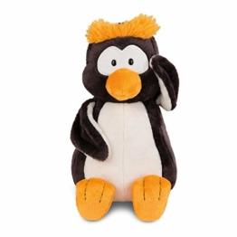 NICI Kuscheltier Pinguin Frizzy Schlenker 50 cm – Plüschtier Pinguin für Jungen, Mädchen & Babys – Flauschiges Stofftier zum Kuscheln, Spielen und Schlafen – Schmusetier für jedes Alter – 44114 - 1