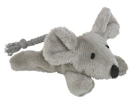 Nobby Plüsch Maus mit Catnip 9 cm - 1
