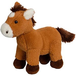 Pony Plüschtiere Logo