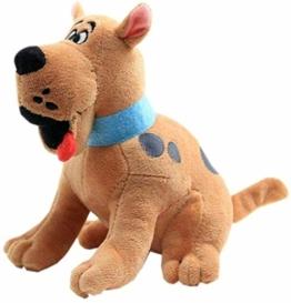 QIXIDAN 14-35cm Scooby DOO Hund Plüschtiere Cartoon Anime Scooby DOO Weiche Kuscheltiere Childeren für Kinder Geschenke-14cm - 1