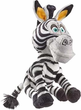 Schmidt Spiele 42709 DreamWorks Madagascar, Marty, Plüschfigur Zebra, klein, 18 cm, bunt - 1
