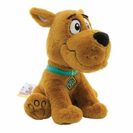 Scooby Doo CBM07000 Scoob sitzend, 27,9 cm, 32x19x18 cm - 1