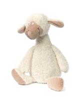 sigikid Beasts Kuscheltier für Erwachsene und Kinder, Schaf groß, Ach Good!, Weiß, 38888 - 1