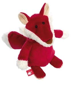 sigikid, Mädchen und Jungen, Stofftier, Mini Fuchs, Sweety, Rot, 38821 - 1