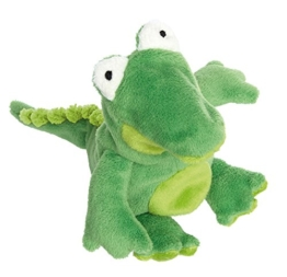 sigikid, Mädchen und Jungen, Stofftier, Mini Krokodil, Sweety, Grün, 38820 - 1