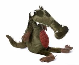 sigikid, Stofftier für Erwachsene und Kinder, Krokodil, Taste of the Tropics, BeastsTown, 38940 - 1