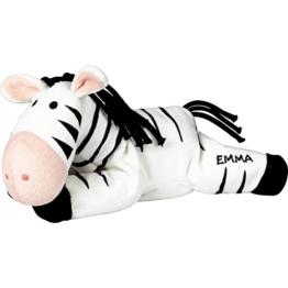 Spiegelburg 13988 Zebra Emma zum Kuscheln Die Lieben Sieben (ca. 25 cm) - 1