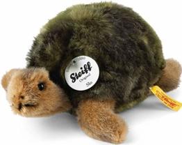 Steiff 068485 Slo 20 Gruen Schildkröte - 1