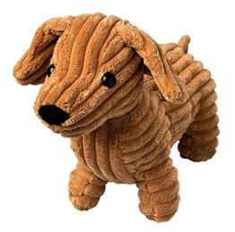 Stofftier Plüschtier Kuscheltier Dackel Hund - 1