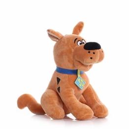 Süßes 15 / 22cm ScoobyDoo Plüschtier Anime Film Scooby Doo Hund Weiche Kuscheltierpuppe Cartoon Peluche Spielzeug für Kinder Kinder Geschenk - 1