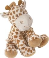 Suki Gifts 10047 Stofftier Bing Bing Giraffe, circa 17.8 cm - 1