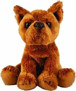 Suki Gifts 12136 Naturgetreuer Staffordshire Bullterrier Hund Kuscheltier, mehrfarbig - 1