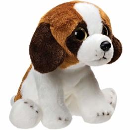 Suki Gifts 12810 Yomiko Babies 12810 - Kuscheltier Bernhardiner Hund, mehrfarbig - 1