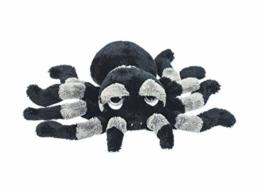Suki Gifts 14445 Li'l Peepers Tarantel Spinne Sid Kuscheltier, grau - 1