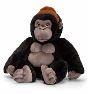 Gorilla Plüschtiere Logo