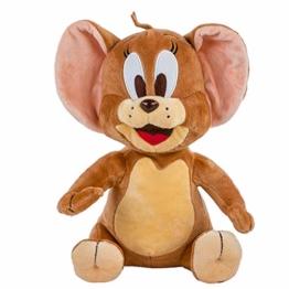 Teddys Rothenburg Kuscheltier Maus Jerry von Tom und Jerry braun 20 cm Plüschmaus - 1