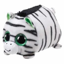 TY 41252 Zilla Zebra Plüschtier, Mehrfarbig - 1