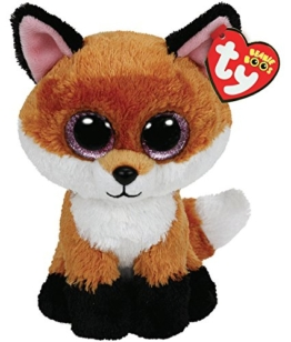 Ty–Beanie Boo's–Plüschfigur Fuchs - 1