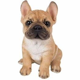 Vivid Arts Pet Pals Goldener Französischer Bulldoggen-Welpe - 1