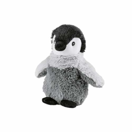"Warmies® Wärmekissen/Stofftier""Minis Baby Pinguin"" herausnehmbare Hirse Lavendelfüllung 20cm 280g - 1"