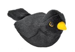 Wild Republic BIRD19489 Blackbird Plüschtier - 1