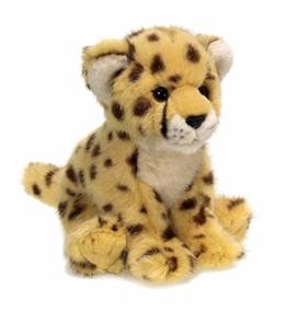 WWF 15192019 - Universal Trends - WWF Gepard sitzend 19 cm - 1