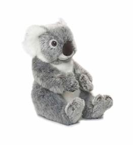 WWF WWF16890 Plüsch Koala, realistisch gestaltetes Plüschtier, ca. 15 cm groß und wunderbar weich - 1