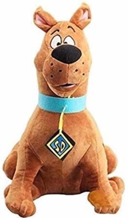 XIAN Gästehung Plüschtier 55 cm Scooby DOO Hund Plüschtier Spielzeug Amerika Movie Puppe weiche gefüllte niedliche Cartoon-Puppe für Kinder Kind Geschenke Room Decoration Ymmstory hailing - 1