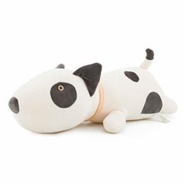 Xin Yao Store Stofftier 55Cm Cartoon Nette Corgi Shiba Inu Bullterrier Plüschtiere Weiches Hundekissen Kuscheltiere Puppen Für Kinder Geschenke Sofa Auto Dekor - 1