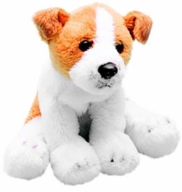 Yomiko 12005 - Suki Gifts sitzender Jack Russell Hund, 12.7 cm - 1