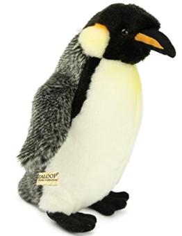 Zaloop Kaiserpinguin ca. 20 cm Plüschtier Kuscheltier Stofftier Pinguin 87 - 1