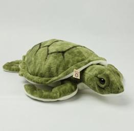 Zaloop Schildkröte Wasserschildkröte ca.34 cm Kuscheltier Plüschtier Stofftier 67 - 1