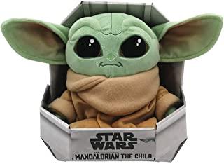 Baby Yoda Plüschtiere Logo