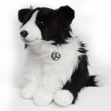 Border Collie Ferris Australian Sheppherd 42 cm Plüschtier Plüsch Hund Kuscheltier - 1