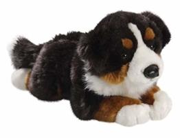 Carl Dick Berner Sennenhund liegend aus Plüsch, ca. 30cm 1269001 - 1