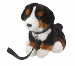 Carl Dick Berner Sennenhund mit Stimme aus Plüsch, ca. 21cm 3328001 - 1